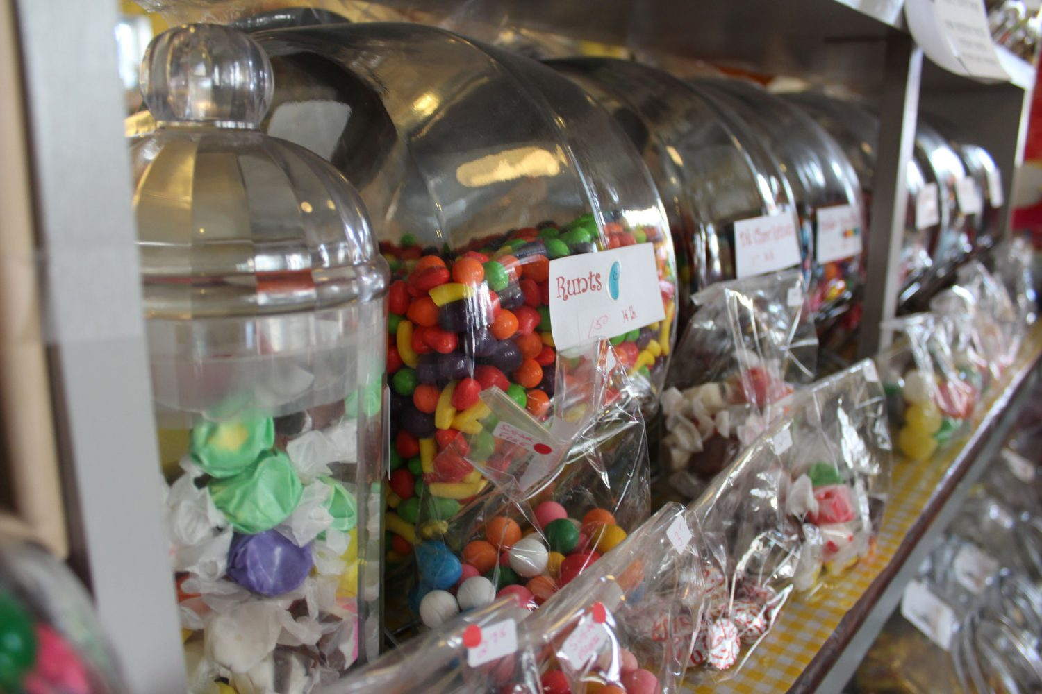 Old Time Candy in Andes, NY