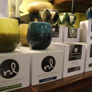 Northern Lights Artisan Candles