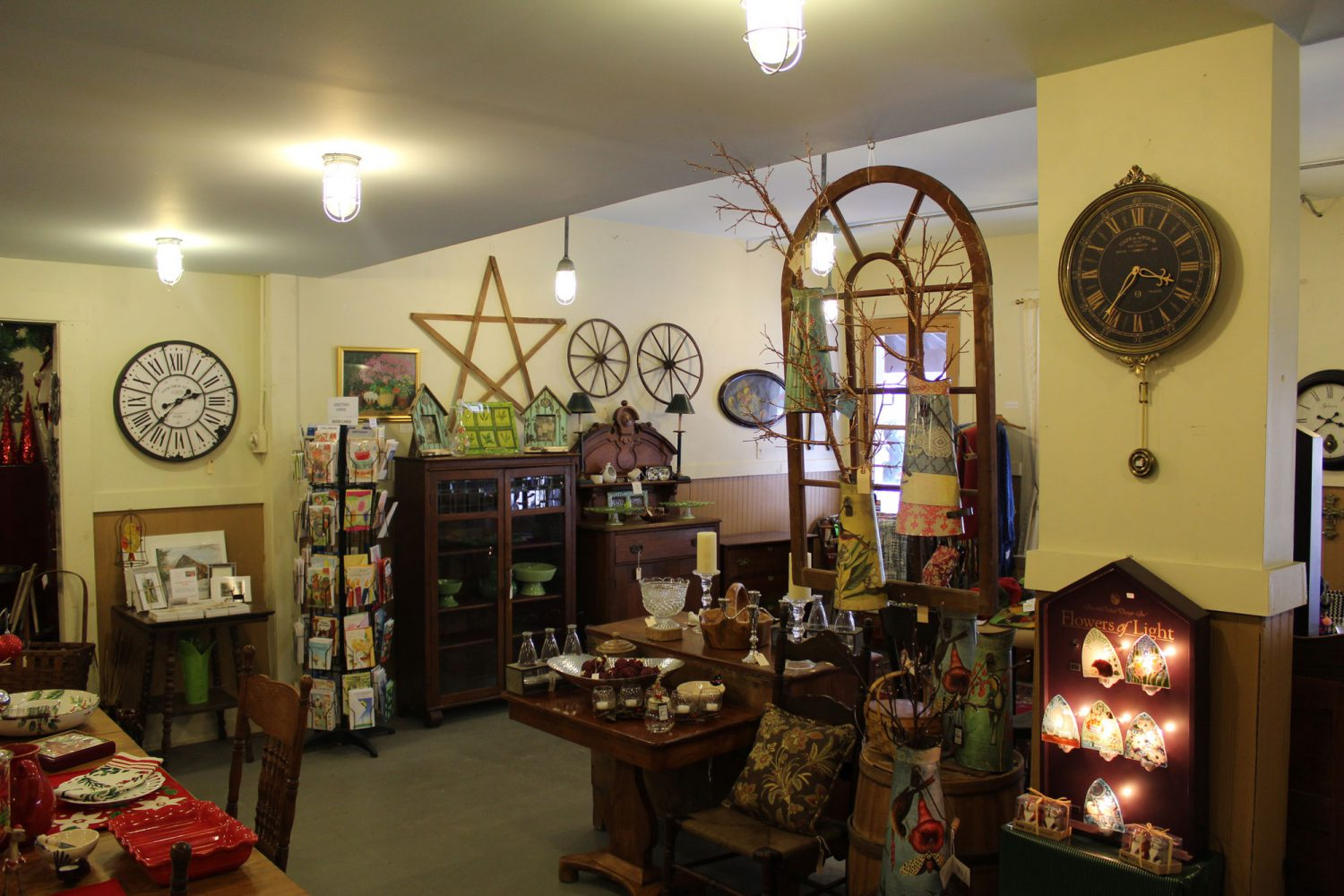 Antiques in the Catskills. Andes, NY