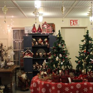 Antique Christmas Items